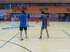 Sportovní hala žila badmintonem 2014 0128