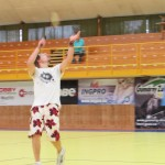 Sportovní hala žila badmintonem 2014 0135