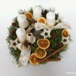 Vánoční dekorace oseva  2014 0005