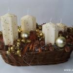 Vánoční dekorace oseva  2014 0012