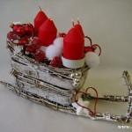 Vánoční dekorace oseva  2014 0013