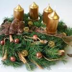 Vánoční dekorace oseva  2014 0045