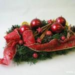 Vánoční dekorace oseva  2014 0053