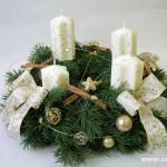 Vánoční dekorace oseva  2014 0054