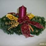 Vánoční dekorace oseva  2014 0061