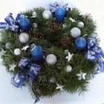 Vánoční dekorace oseva  2014 0067