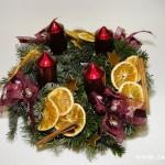 Vánoční dekorace oseva  2014 0068