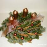Vánoční dekorace oseva  2014 0071