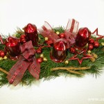 Vánoční dekorace oseva  2014 0073