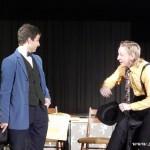 Divadelní hra Ženitba Zubří 0110