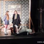Divadelní hra Ženitba Zubří 0126