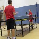 Druhý ročník Mikulášského turnaje ve stolním tenise v Zubří 2014  0008