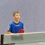 Druhý ročník Mikulášského turnaje ve stolním tenise v Zubří 2014  0010