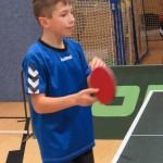 Druhý ročník Mikulášského turnaje ve stolním tenise v Zubří 2014  0032