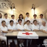 Kalendář Zubří 2014 červený kříž Staré 0007