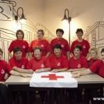 Kalendář Zubří 2014 červený kříž horní 0005