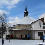 Poutníci z Ostravy-Zábřehu 1