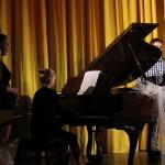 Vánoční benefiční koncert VŮNĚ VÁNOC klavirní vystoupení 2014 Zubří 0008
