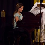 Vánoční benefiční koncert VŮNĚ VÁNOC klavirní vystoupení 2014 Zubří 0029