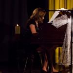 Vánoční benefiční koncert VŮNĚ VÁNOC klavirní vystoupení 2014 Zubří 0033