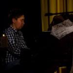 Vánoční benefiční koncert VŮNĚ VÁNOC klavirní vystoupení 2014 Zubří 0041