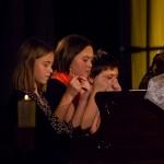 Vánoční benefiční koncert VŮNĚ VÁNOC klavirní vystoupení 2014 Zubří 0049