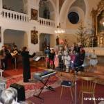 """Koncert ,,Já do betléma běžím"""" v kostele sv. Kateřiny zubří 2015 0004"""