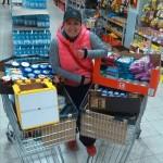 Sbírka pro Ukrainu v  Zubří 2015 0006