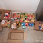 Sbírka pro Ukrainu v  Zubří 2015 0017