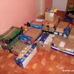 Sbírka pro Ukrainu v  Zubří 2015 0027