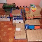 Sbírka pro Ukrainu v  Zubří 2015 0029