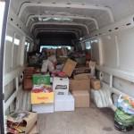 Sbírka pro Ukrainu v  Zubří 2015 0039