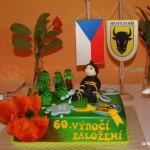 60. výročí založení Sboru dobrovolných hasičů na Starém Zubří 2015  0001