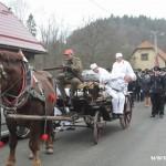 60. výročí založení Sboru dobrovolných hasičů na Starém Zubří 2015  0032