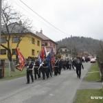 60. výročí založení Sboru dobrovolných hasičů na Starém Zubří 2015  0035