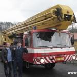 60. výročí založení Sboru dobrovolných hasičů na Starém Zubří 2015  0071
