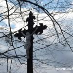 Kříž z roku 1888 na Nivách