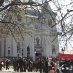 Zuberští hasiči na pouti na svatém Hostýně 2015  0054