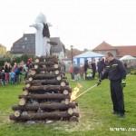 Palení čarodějnic 2015 hasiči Zubří  0179