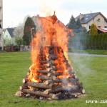 Palení čarodějnic 2015 hasiči Zubří  0187