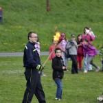 Palení čarodějnic 2015 hasiči Zubří  0217