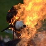 Palení čarodějnic 2015 hasiči Zubří  0220