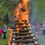 Palení čarodějnic 2015 hasiči Zubří  0222