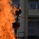 Palení čarodějnic 2015 hasiči Zubří  0224