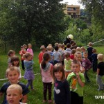 Cvičná evakuace MŠ duha Zubří 2015   0003