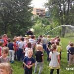 Cvičná evakuace MŠ duha Zubří 2015   0005