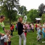 Cvičná evakuace MŠ duha Zubří 2015   0007