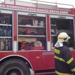 Cvičná evakuace MŠ duha Zubří 2015   0010