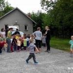 Cvičná evakuace MŠ duha Zubří 2015   0017