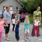 Cvičná evakuace MŠ duha Zubří 2015   0019